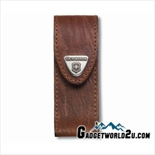 Victorinox Leather Pouch Brown 2-4 Layers 4.0543