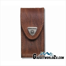 Victorinox Leather Pouch Brown 5-8 Layers 4.0545