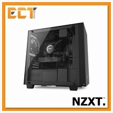 NZXT H400 Full Tempered Glass Micro ATX Gaming Casing Chassis