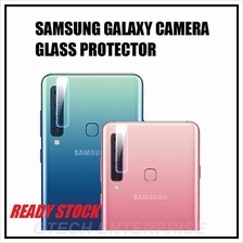 Samsung Galaxy A8 Star A6 Plus 2018 Camera Tempered Glass Protector