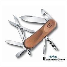 Victorinox EvoWood 14 Multitool Pocket Knife 2.3901.63