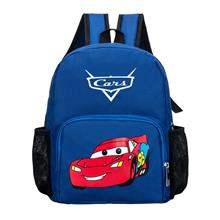 Cute Cartoon Kids' Backpack (Racing Car)