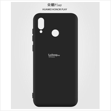 HUAWEI HONOR PLAY Matte Full Black Protection Soft TPU Case