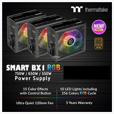 # THERMALTAKE Smart BX1 RGB 80+ Bronze Non-Modular PSU # 3 Model Avlbl