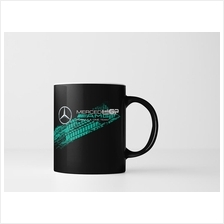 Mercedes GP Ceramic Mug