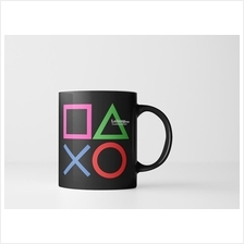 PlayStation Buttons Ceramic Mug