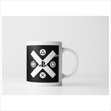PlayStation X Ceramic Mug