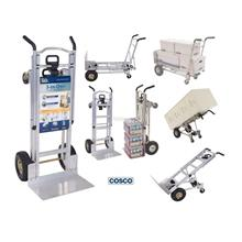 Cosco 3-in-1 Aluminum Hand Truck/Assisted Hand Truck/Cart