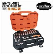 MR MARK MK-4620 20PCS SOCKET SET