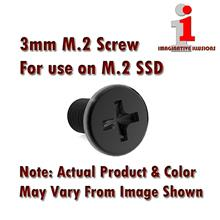 OEM 3mm M.2 Screw for use in M.2 SSD (Screw Only)