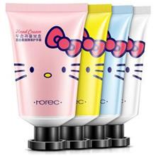 Rorec~ Hello Kitty Moisturizing Hand Cream 50g