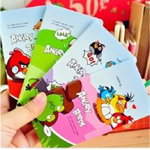 Angry Bird Memo Pad (50 pages)