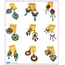 Retro Ethnic Style Earrings (01-09)