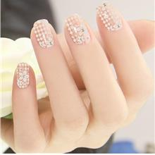 New¢XDIY Nail Sticker (Lace Flower)