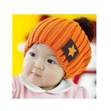 Korea Hot Star Kids Wool Hat