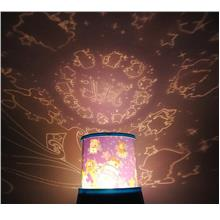 Horoscope Star Projector Lamp
