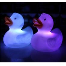 Seven Colours Duck Lamp