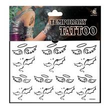 Waterproof Tattoo Stickers (Wings)