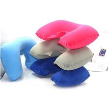 Car Travel Neck Protect Inflatable Pillow