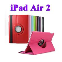 Ipad Air 2 360 Rotate PU Leather Case