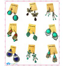 Retro Ethnic Style Earrings (10-18)