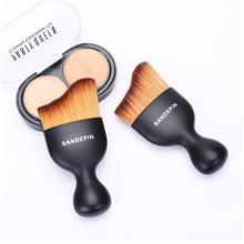 New 3D Curved Foundation Powder Brush (1pcs)