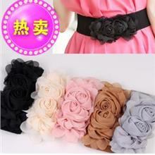 Chiffon Rose Flexible Belt 14141