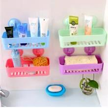 Creative Suction Multifunctional Storage Rack