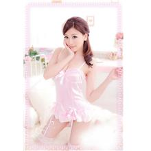 The new soft fabric back strap vest three-piece hollow (Without Stokin..
