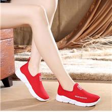 Relax Comfortable Sport Pump Shoes (Red)