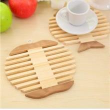 Kitchen Delicate Bamboo Heatproof Tablemat