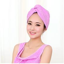 Soft Absorbent Microfiber Drying Cap