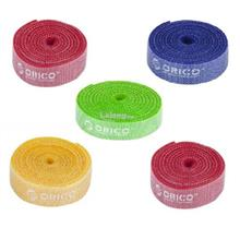 ORICO RAINBOW WIRE TIE MAGIC TAPE 1M X 5PCS (CBT-5S)