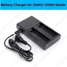DJI OSMO Mobile Gimbal Dual Slot Battery Charger Charging Hub Dock