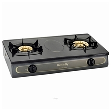 Butterfly Enamel Double Gas Stove - BGC-965