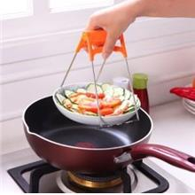 Creative Practical Stainless Steel Anti-hot Clip