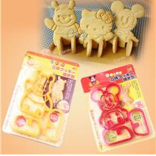 DIY 3D Cartoon Cookies Toast Mould