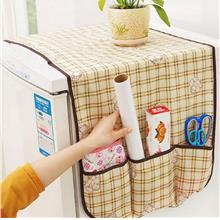 Hot Sale~Intimate Refrigerator Dust Cover + Pouch (Bear)