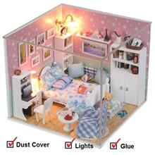 DIY Home Sweet Home [The Dream Attic] + Cover + Lights