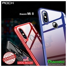 ROCK Clarity Series Protection Crystal Clear Case For Xiaomi Mi8 Mi 8