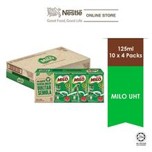 MILO ACTIV-GO Chocolate Malt RTD 40 Packs 125ml)