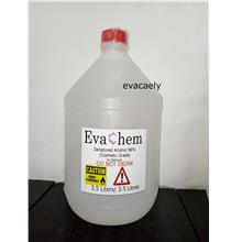3.5 Liters of Denatured Alcohol 96% (Cosmetic Grade)