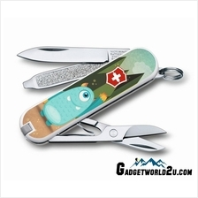 Victorinox Classic SD Snack Time Multitool Pocket Knife 0.6223.L1509