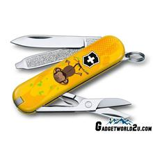 Victorinox Classic SD 3 Wise Monkey Multitool Pocket Knife 0.6223.L160