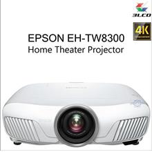 Epson EH-TW8300 1080p Full HD 3D 4K Home Theater Projector