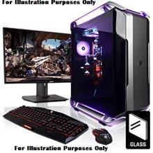 Intel Core i3 i5 i7 22' AMD Radeon RX560 Gaming PC For Home Internet