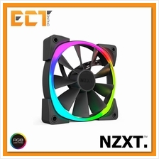 NZXT AER RGB 140mm RGB LED Fans for HUE+ 1 Fan Pack