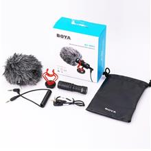 Boya mm1 By-Mm1 universal Cardioid microphone Ready stock