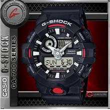CASIO G-SHOCK GA-700-1A WATCH ☑ORIGINAL☑