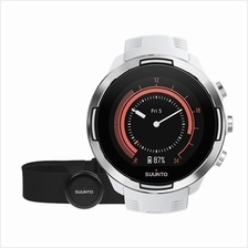 SUUNTO 9 Baro White Multisport GPS HR SS050090000 Unisex Watch